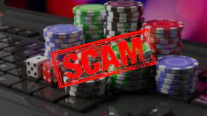 How to sign up for an online gambling account without getting scammed